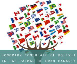Honorary Consulate of Bolivia in Las Palmas de Gran Canaria, Spain